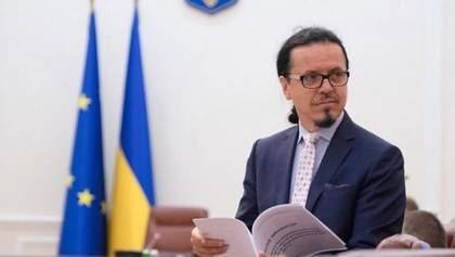 Гройсман официально уволил Балчуна с должности