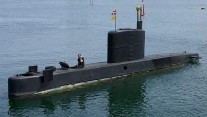 Шведська журналістка загадково зникла з підводного човна, який затонув у Данії