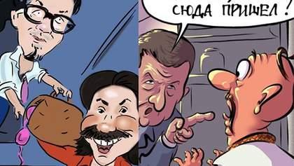 Самые смешные мемы недели: Балчун и съемки в клипах Зиброва, Рева и прожорливые украинцы