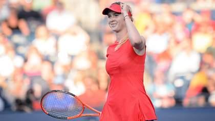 Світоліна перемогла одну з найкращих тенісисток світу у фіналі турніру в Торонто