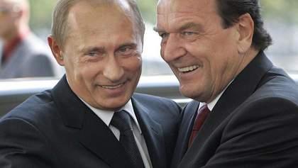 """Скандал с """"Роснефтью"""": политики жестко раскритиковали экс-канцлера Германии"""