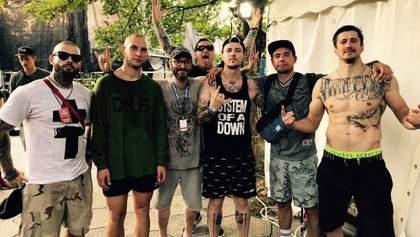 Білоруський гурт Brutto вперше виступив на фестивалі Sziget: яскраві фото