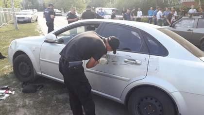 Полиция не будет заниматься делом о стрельбе с участием Мельничука