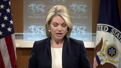 В Госдепе предупредили Украину относительно передачи ракет КНДР