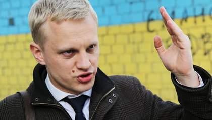 Известному украинскому антикоррупционеру Шабунину объявили о подозрении