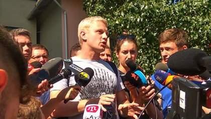 Суд может запретить Шабунину покидать Киев