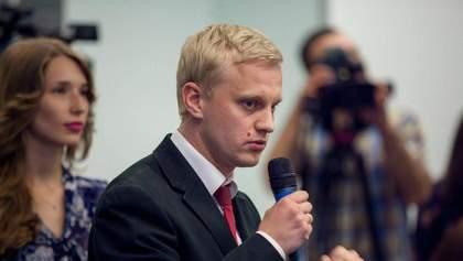 Переквалифицировали дело за ночь, – Шабунин прокомментировал вручение ему подозрения