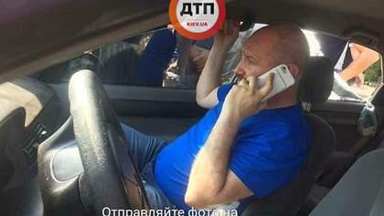 Прокуратура Києва взялася за розслідування стрілянини за участю нардепа Мельничука