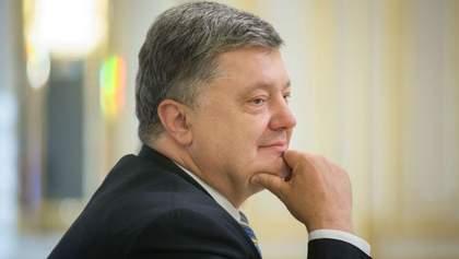 Порошенко знайшов позитив у скандалі з українськими двигунами