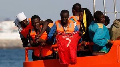 В Испании спасли рекордное количество мигрантов