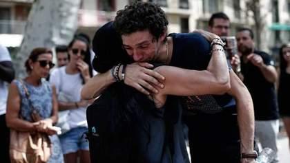 Теракт в Барселоне: нападавший был убит полицией в сотне километров от города
