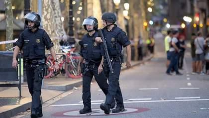 """У лігві барселонських терористів поліція знайшла """"матір Сатани"""""""