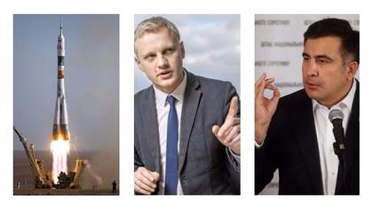 """Украинские"" ракеты КНДР, хук Шабунина и возвращения Саакашвили: главное за неделю"