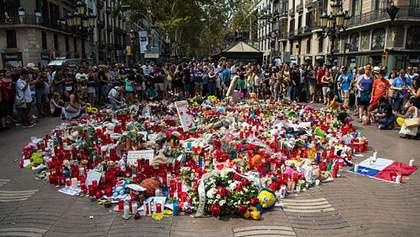 Теракт в Барселоне: увеличилось количество погибших