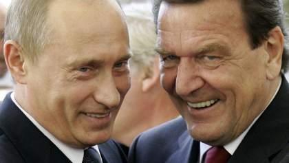 Шредер – впечатляющий пример продажности западного политика, – Politico