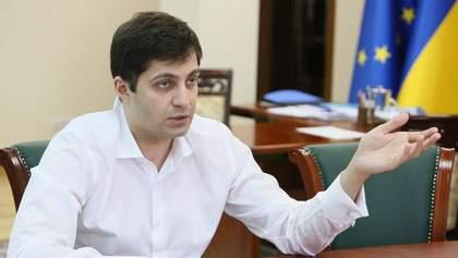 """Порошенко – первый президент, который осмелился нанять """"титушок"""", – Сакварелидзе"""