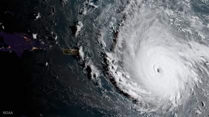 """Ураган """"Ірма"""" вдарив по Кубі"""