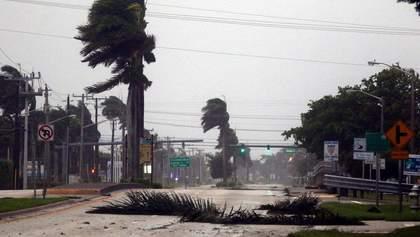 """Ураган """"Ірма"""" добрався до Флориди"""