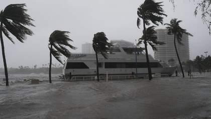 """Вслід за ураганом """"Ірма"""" США охопила ще одна страшна стихія"""