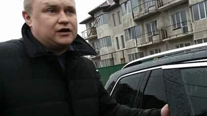 Заместитель главы СБУ Демчина подал в суд на журналистов и антикоррупционера