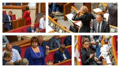 Каким нарядом поражают депутатки в Верховной Раде: яркий фоторепортаж