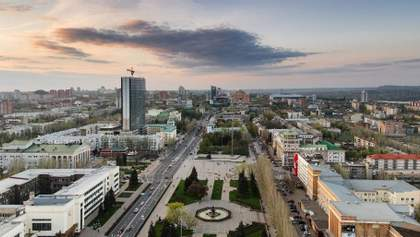 Окупований Донецьк сколихнули два потужні вибухи