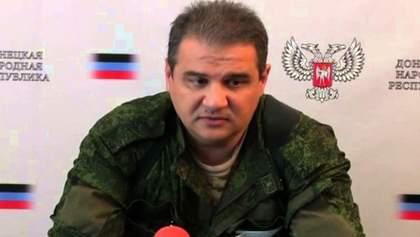 """Взрыв в оккупированном Донецке: террористы показали первые кадры с места подрыва """"министра"""""""