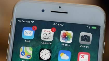 iPhone 8 уже в Украине: но пока только контрабандные