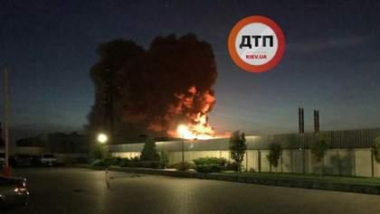 Пожежа у Білій Церкві: стало відомо про постраждалих у трагедії