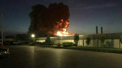 """Пожежа на заводі """"Біофарма"""" під Києвом: компанія відновлює роботу"""