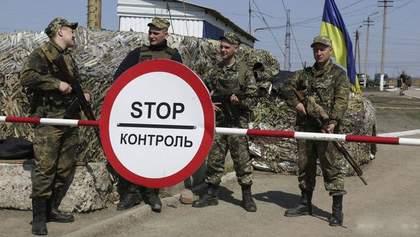 Боевики срывают открытие единого автомобильного пункта пропуска на Луганщине