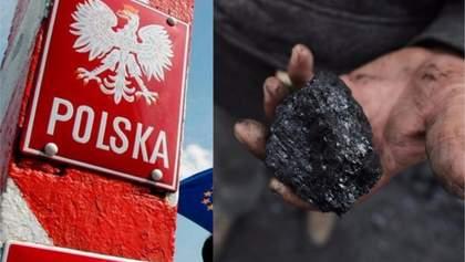 Польские власти подтвердили получение угля с оккупированного Донбасса