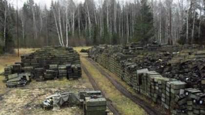 Скільки боєприпасів в Україні зберігається під відкритим небом: невтішні дані