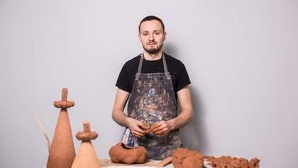 Впервые украинский художник стал членом МАК