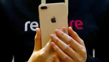 Пользователи жалуются на новый iPhone 8 Plus: в телефонах обнаружили большой недостаток