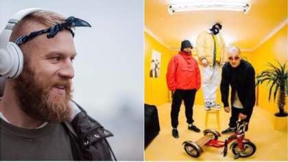 """Івана Дорна та групу """"Гриби"""" висунули на премію MTV від Росії"""