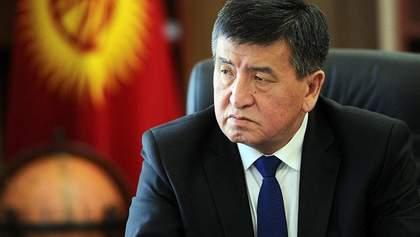 Вибори у Киргизстані: президента країни обрали у першому турі