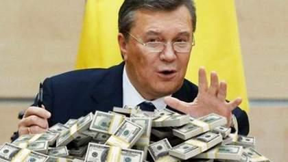Заморожені гроші Януковича та його сина: Суд ЄС визнав законним рішення