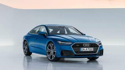 Чим здивувала нова Audi A7 Sportback