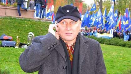 Комбат ОУН Кохановский объяснил, почему он устроил стрельбу прямо на улице в Киеве