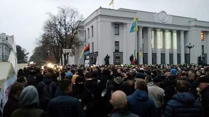 Соболев объяснил, почему политики не будут выдвигать дополнительные требования на митинге под Радой