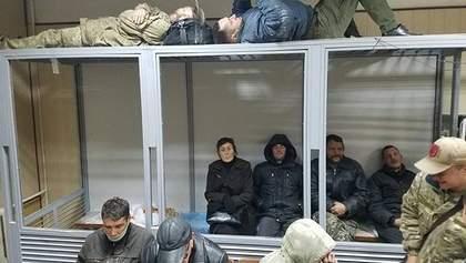 Погромы в суде над Коханивским: в полиции рассказали, что грозит активистам