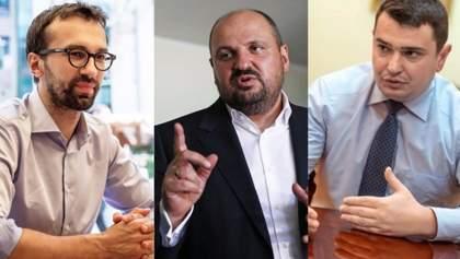 Розенблат подал в суд на Сытника и Лещенко: известна суть иска