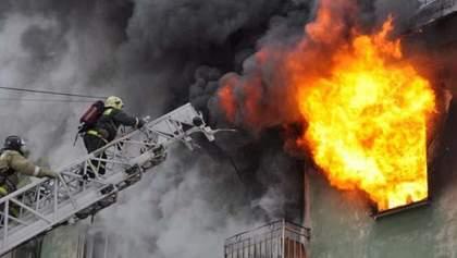 З'явились нові деталі пожежі в столичному гуртожитку для переселенців