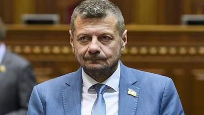 Мосийчук утверждает, что теракт в Киеве был направлен исключительно против него