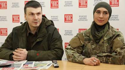 Чоловік Окуєвої Адам Осмаєв дав перший коментар: відео