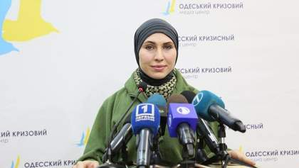Останнє інтерв'ю Аміни Окуєвої: бойова українка прокоментувала замах на Мосійчука