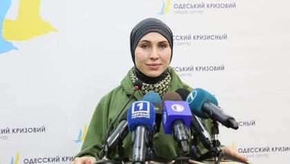 Последнее интервью Амины Окуевой: боевая украинка прокомментировала покушение на Мосийчука