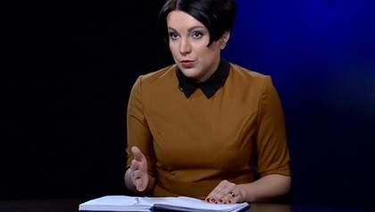 Известной украинской журналистке пригрозили судьбой Амины Окуевой