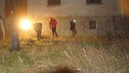 Убийство Самарского: появились первые фото с места происшествия